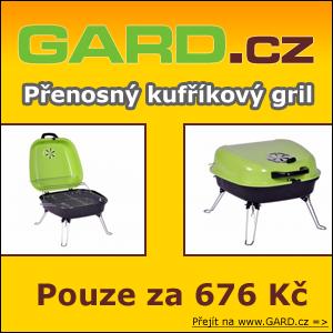 Banner 300x300 GARD.cz kufříkový gril
