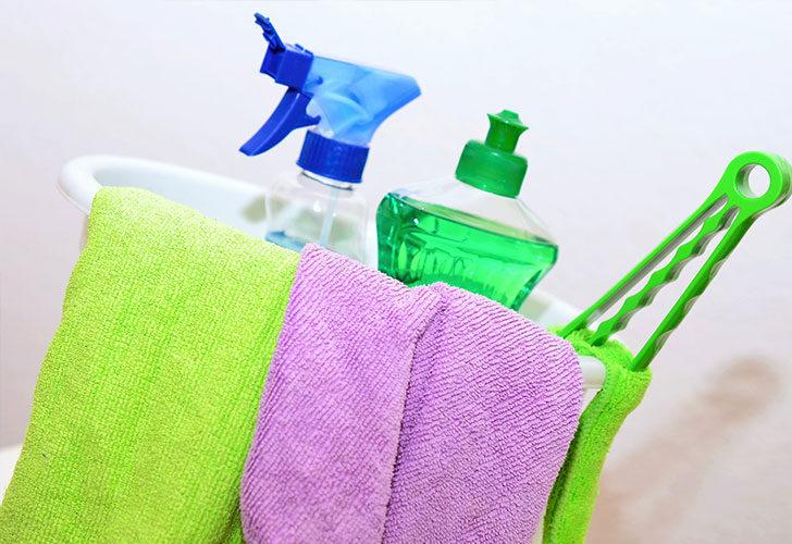 Specializované čističe