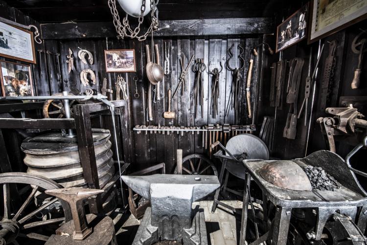 Muzeum kovářství Mittner
