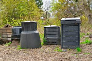 Kompostéry plastové