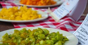 Barevné odrůdy rajčat: Plody v barvách duhy