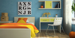 Výběr barev do bytu