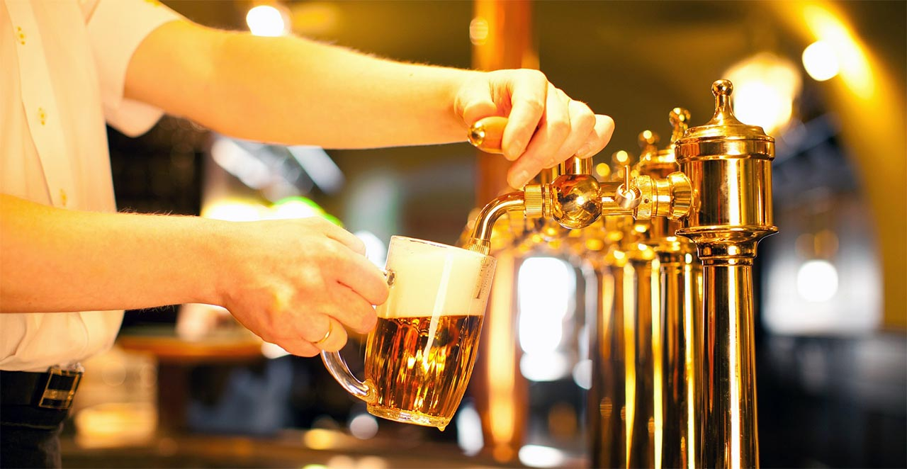 Jak čepovat pivo