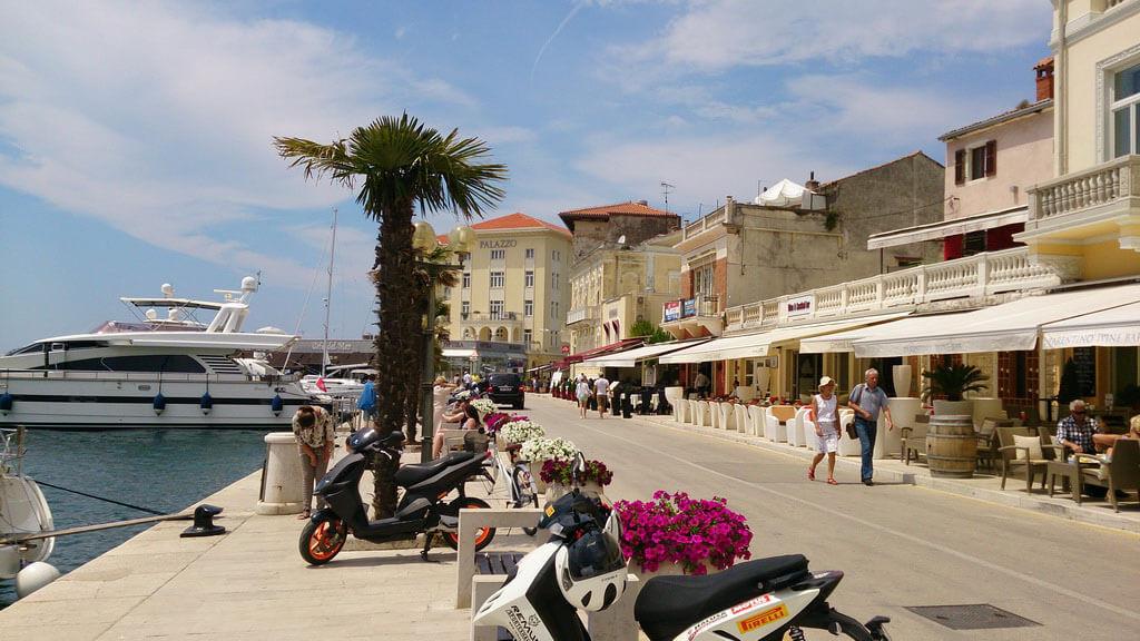 Chorvatsko náhled
