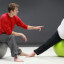 Jednoduché a efektivní cvičení na míči