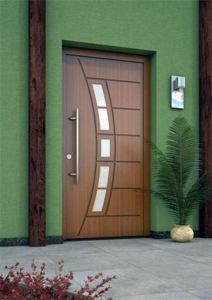 Nejlevnější vchodové dveře