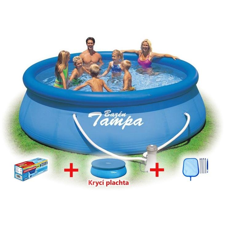 Nafukovací bazén s límcem