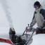 Se sněhovou frézou uklidíte sníh bez námahy