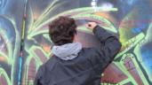 Jak odstranit graffiti (nejen) z fasády?