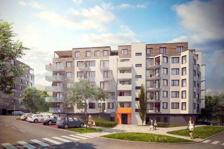 Rezidenční projekt Kaskády Barrandov nabízí moderní a kvalitní bydlení 21. století.
