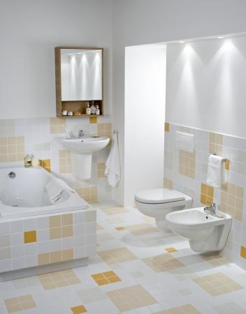 Koupelna vybavená keramikou JIKA