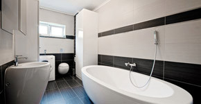 Dejte místnostem tvář: obklady do koupelen a kuchyní