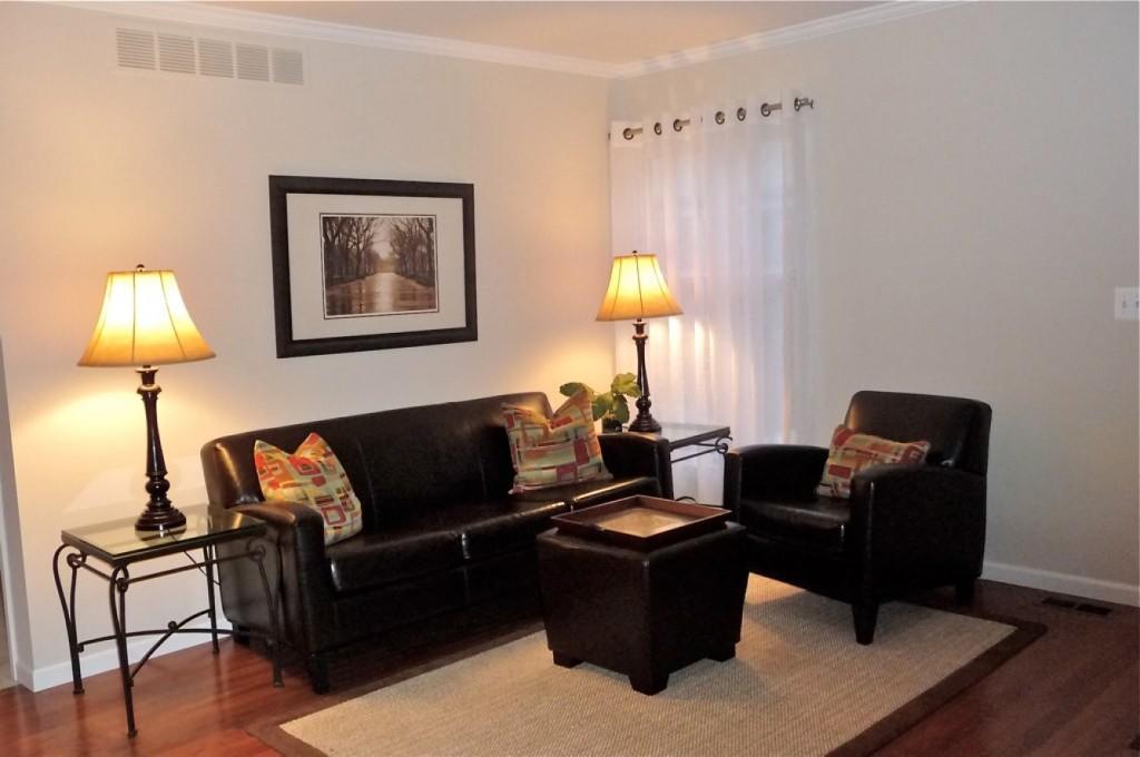 Obývák, ilustrační foto