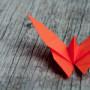 Origami – bytové ozdoby z papíru