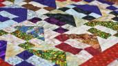 Jak ušít deku patchwork?