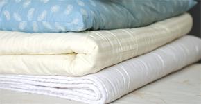 Správná péče o polštáře a přikrývky