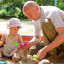 Čistý písek pro dětská pískoviště