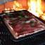 RECEPT: Pečeme pizzu v zahradním krbu