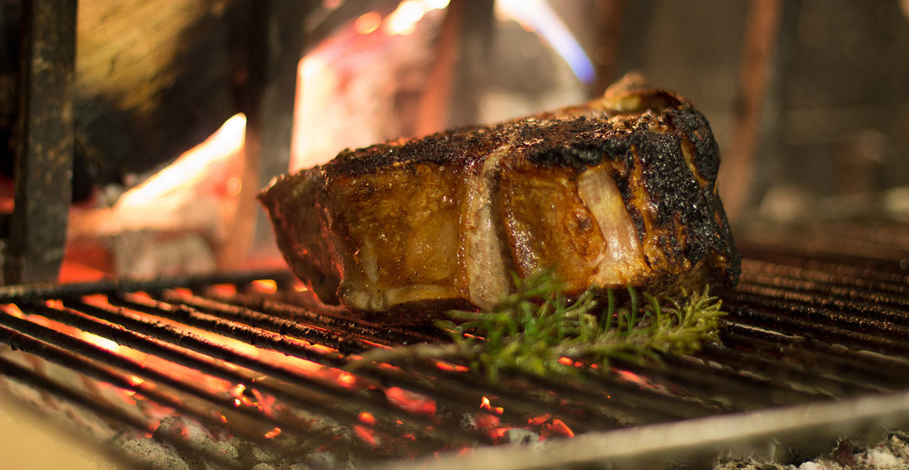 Hlavní je kvalitní maso a správná teplota a doba grilování