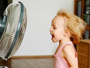 Mobilní ventilátor