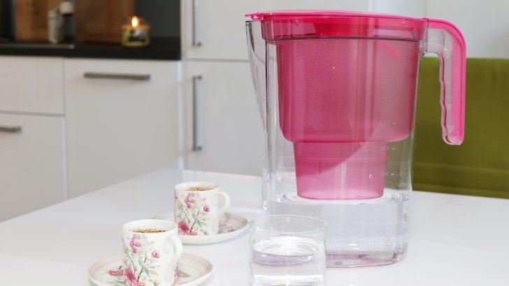 Trápí vás tvrdá voda? Vyzkoušejte filtrační konvici