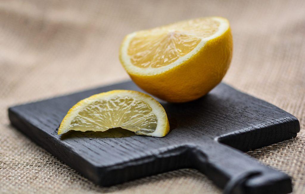 Nakrájený citron