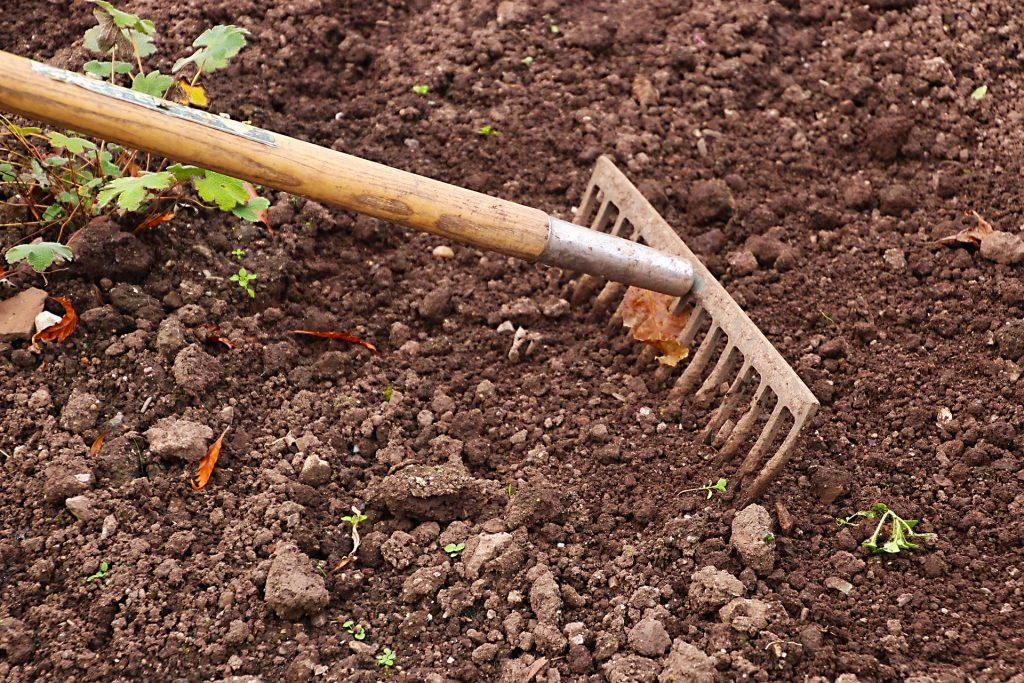 Úprava půdy