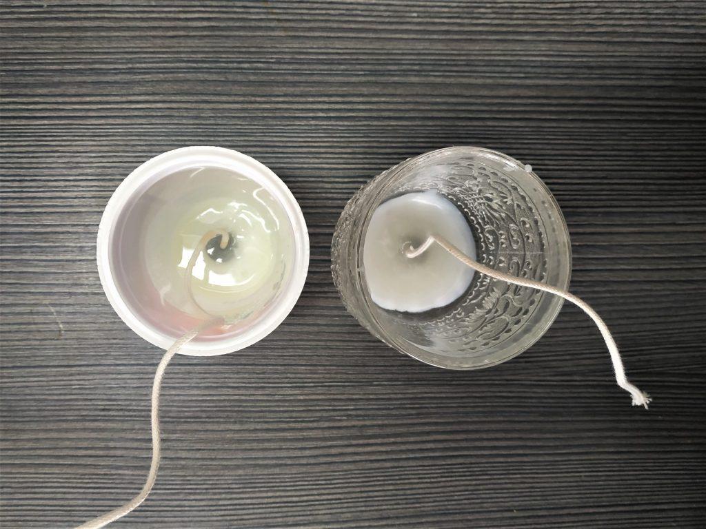 Výroba domácích masážních svíček