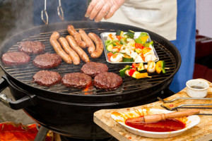 Pouze na kvalitním grilu lze bez obav grilovat