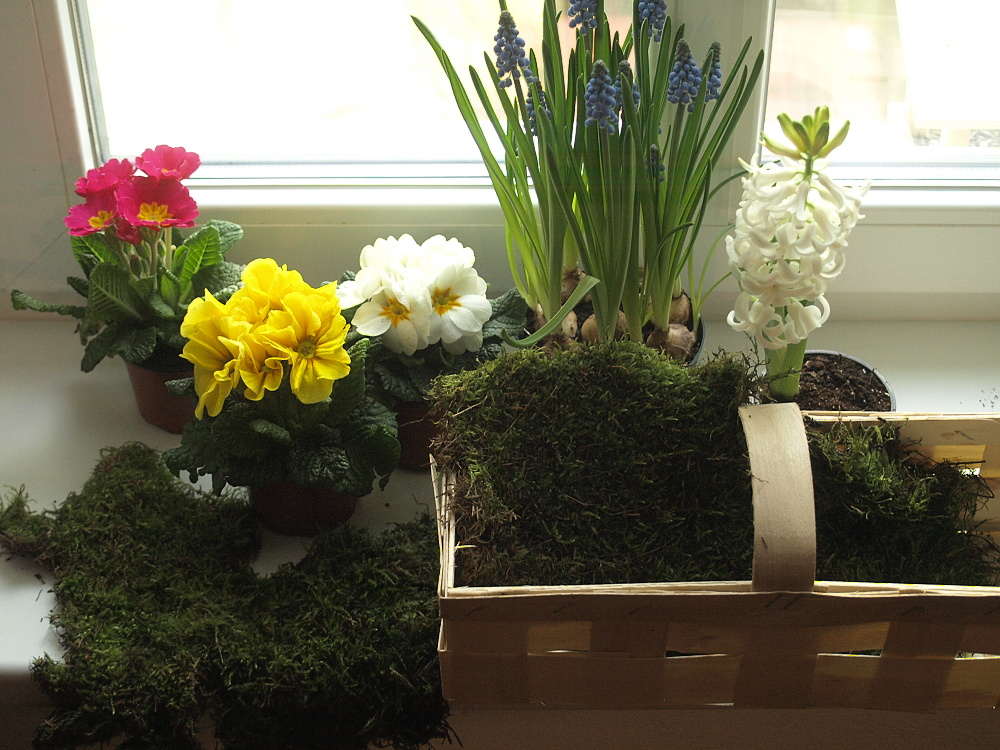 Jarní dekorace 2