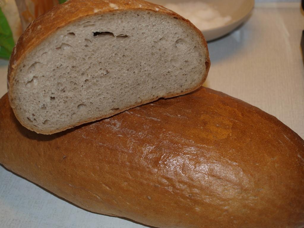 Pšeničný chléb