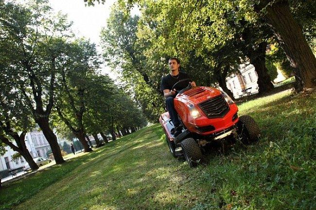 Zahradní traktor Seco Challenge