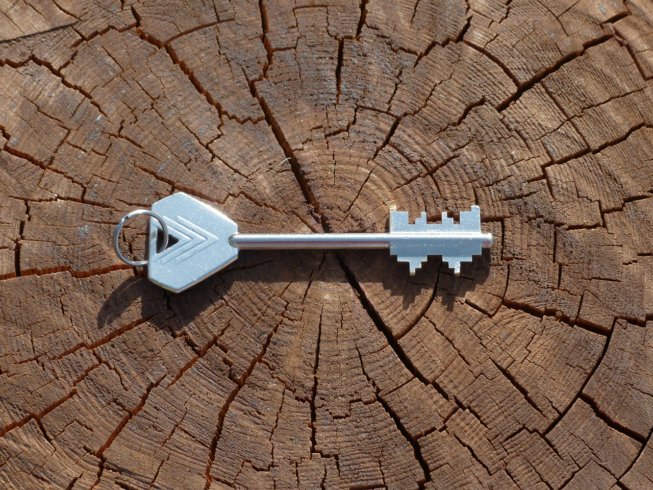 Bezpečnostní klíč