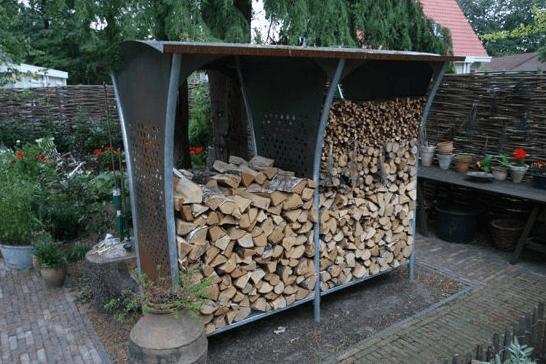 Dřevníky