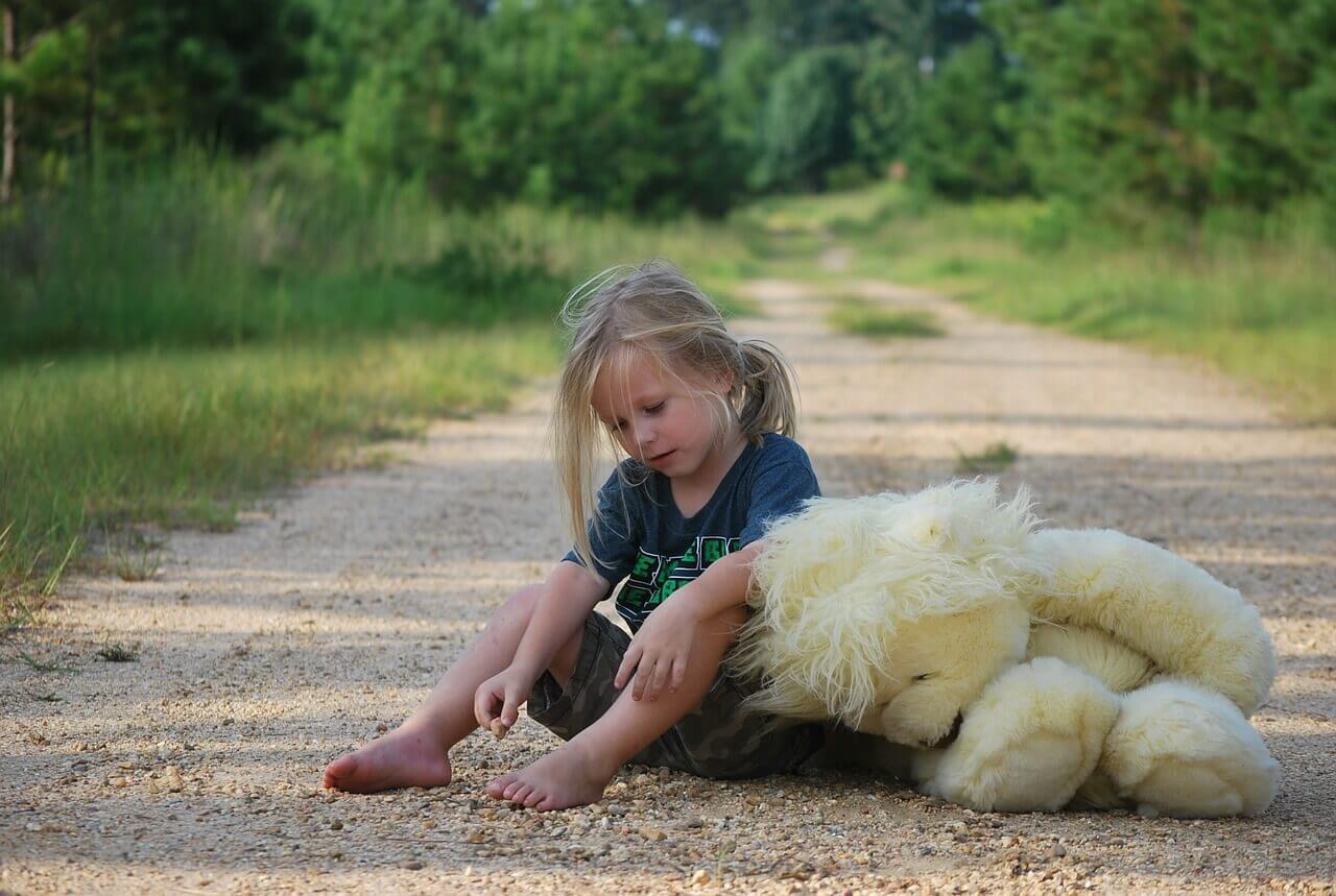 Děti si mohou hrát jak chtějí, oblečení vyperete!