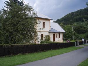 Hukvaldy - dům Leoše Janáčka