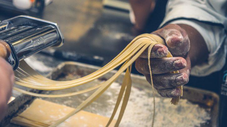 Italské těstoviny (pasta) – potravina, kterou máme téměř denně na talíři