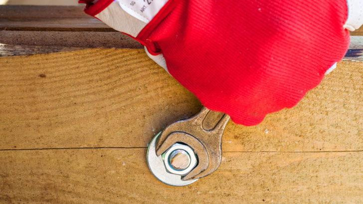 K vybavení dílny patří bezpochyby i sady klíčů