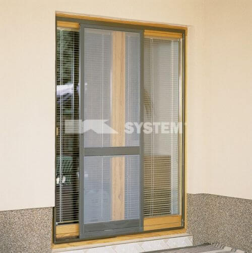 Síťky do oken K System