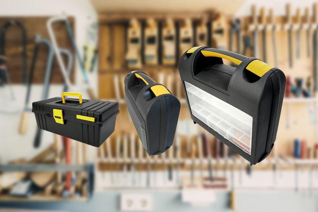kufříky na nářadí