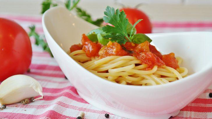 Lidl leták nabízí vynikající konzervovaná italská rajčata. Víte co s nimi?
