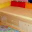 Dětské postele z masivu: odolnost a elegance