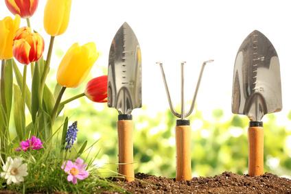 Zahradní nářadí