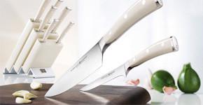 Nože Wüsthof – elegantní pomocník pro každou kuchyni