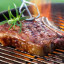 Steaky na grilu
