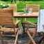 Teakový zahradní nábytek – odolnost sama