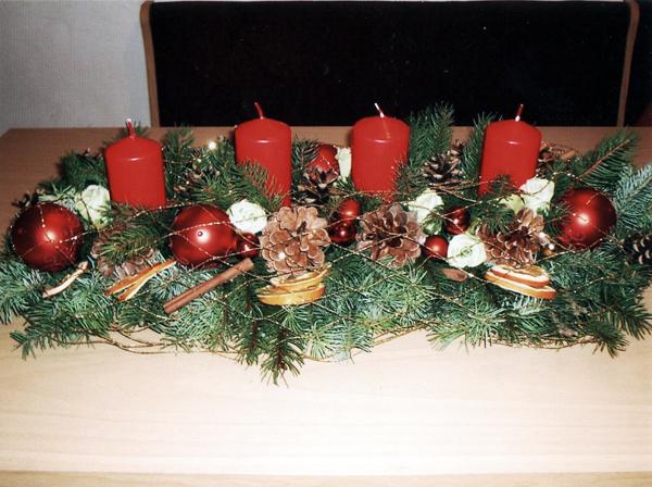 Vánoční parter